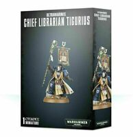 Games Workshop Warhammer 40K Space Marine Ultramarines Chief Librarian Tigurius