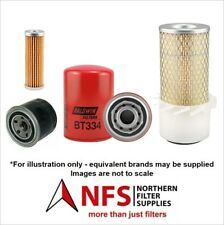 Kubota B8200D Filter Kit (Oil, Fuel, Air and Hydraulic filters)