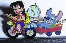 Disney Auctions Back to School Lilo & Stitch Le 100 Pin
