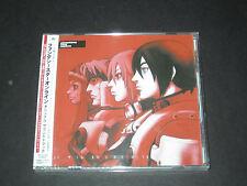 Phantasy Star Online Original Sound Track Sega Game Music CD New SEGA