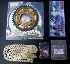 DID Supersprox Sigilo Kit de cadena Kawasaki ZX-10R,17-39-110,Kettenkit,Tracción