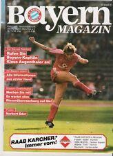 Bayern München - Schalke 04 , 13.04.1985