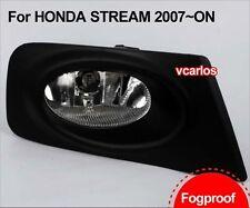 Front Fog Light / Fog LAMP For HONDA STREAM 2007 ~ON /One Pair