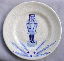 1997 Chrismas Plate 46/75 Nash Pottery Dedham RARE LIMITED EDITION