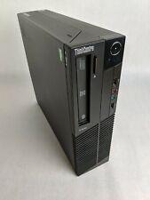 Lenovo ThinkCentre M78 SFF AMD A6-5400B 3.6GHz 4 GB RAM NO HDD NO OS
