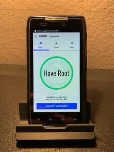 Rooted!!! Motorola Droid RAZR XT912 - 16GB - Black (Verizon) SuperUser 4.1.2