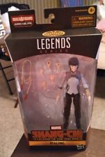 Marvel Legends Shang-Chi And The Legend Of The Ten Rings Xialing NO MR. HYDE BAF