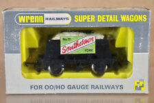 WRENN W5006 BLACK SAMPLE SOUTHDOWN LTD YORK WHITE LOAD HOPPER WAGON 17 MIB ni
