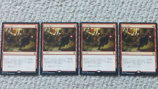 4x 4 x JAPANESE Gamble Playset x4 Eternal Masters, EMA MAGIC NM MTG JPN