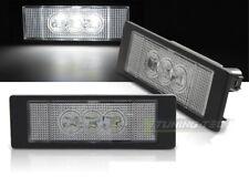 LED LUZ DE PLACA PRBM12 BMW E63 E64 E81 E87 Z4 MINI 3xLED