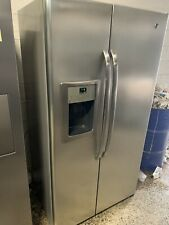 GE 648 Litre Side by Side Fridge Freezer (6mth warranty)