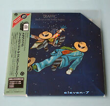 TRAFFIC Shoot out at the fantasy factory JAPAN mini lp cd Winwood brand new & ss