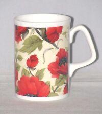 Royal Victorian Fine English Bone China Tea or Coffee Mug POPPY CHINTZ
