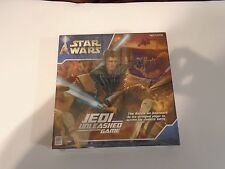 2002 Star Wars the Jedi Unleashed Game by Milton Bradley New Unopened