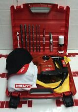 Hilti Te 16, Preowned, Original, With Free Bits, Hat, Extras, Fast Ship