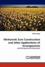 Minkowski Sum Construction and Other Applications of Arrangements by Efraim...