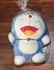 "17"" new old Japanese Doraemon Cartoon Cat Doll Plush Stuffed Toy Robot Manga"