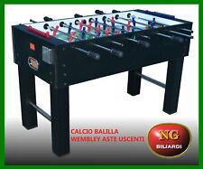Calcio Balilla Wembley - CALCETTO  - BILIARDINO - NUOVO - ROBUSTO