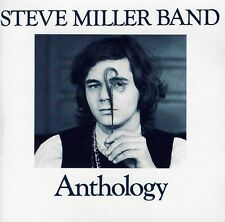 Anthology - Steve Band Miller (1991, CD NIEUW)