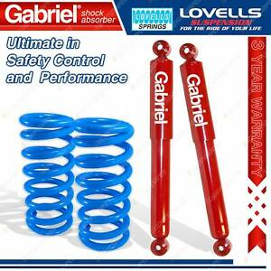 Front Sport Low Gabriel Guardian Shocks Coil Springs for Holden Torana LH LX UC
