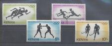 JO LOS ANGELES Kenya 4 val de 1984 ** BOXE SAUT COURSE HOCKEY SUR GAZON OLYMPICS