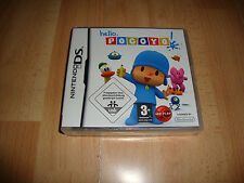 HELLO POCOYO NTR-CYPP-EUR BY ZINKIA FOR NINTENDO DS NEW FACTORY SEALED