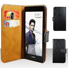 Étuis, housses et coques noirs Huawei pour téléphone mobile et assistant personnel (PDA)