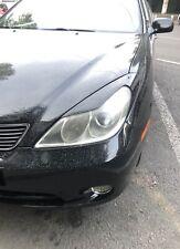 For Lexus Es300 ES330 Toyota Windom Headlight Cover Eyelashes Eyelids Eyebrows