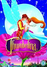 Thumbelina (DVD, 2003)  Brand new and sealed