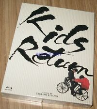 KIDS RETURN / Takeshi Kitano / JAPAN MOVIE BLU-RAY KOREA LIMITED EDITION NEW