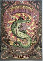 Tom Petty Mudcrutch Concert Poster 2008 F-937A Fillmore