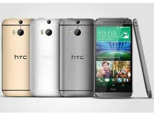 HTC one M7 32gb / M8 16gb unlock smartphone GRADED