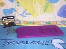 TUPPERWARE PURPLE FREEZER MATES FRESH N PURE ICE CUBE TRAY REPLACEMENT SEAL 2705