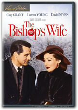 The Bishop's Wife DVD New Cary Grant Loretta Young David Niven