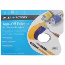 Daler Rowney Acrylic Tear off Palette A4
