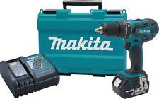 "Makita XPH012 18V Li-Ion 1/2""  Cordless Cordless Drill Set"