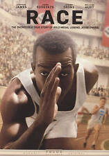 Race DVD (2016) BRAND NEW!!!!, FREE FIRST CLASS SHIPPING !!!!!
