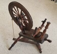 1800's Beautiful Antique Spinning Wheel