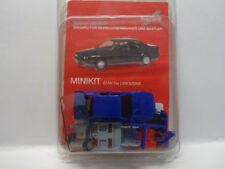 Herpa 012201-006 MiniKit BMW 5er E 34 ultramarinblau blau Bausatz 1:87 Neu