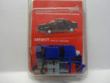 Herpa 012201-006 MINIKIT BMW 5er E 34 Ultramarinblau Bleu Kit 1:87 Neuf