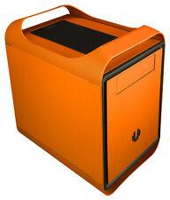 BitFenix Prodigy M Atomic Orange mATX USB 3.0 Media PC Computer Cube Case