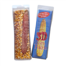 3D Corn Puzzle Gag Gift For That Person Who Has Everything