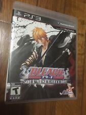 Bleach Soul Resurreccion (Sony PlayStation 3, 2007) Complete.