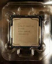 Intel i3-8100 SR3N5 4 Core 3.60GHz 6MB LGA1151 14 nm CPU Processor Coffee Lake