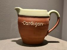 More details for  cardigan ch brannam pottery jug