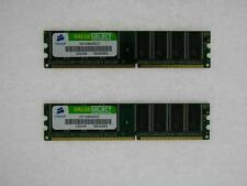 2GB (2 x 1GB) PC3200 DDR RAM Memory for Dell Dimension 2400 4600 8300 B110
