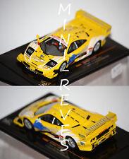 IXO McLaren F1 GTR 2005 Super GT 500 300km de FUJI 1/43 GTM093