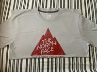 The North Face Fine Alpine Equipment Mountain Logo Men's T-Shirt Size Large