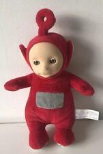 "Teletubbies Talking Po Cbeebies Baby Toddler Soft Plush Toy 10"" (2015)"
