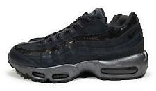quality design 4e452 8e6a6 Nike Air Max 95 Premium PRM Womens Running Cross Training Shoes Black Size  11
